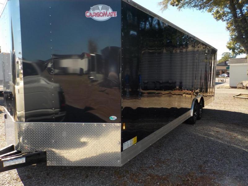 2019 Cargo Mate GANS8.528TA3 Car / Racing Trailer