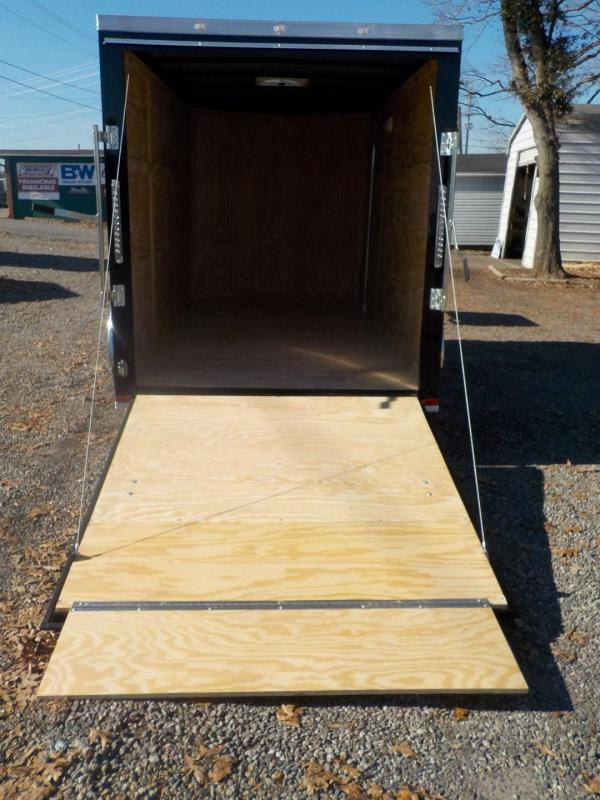 2020 Spartan SP6X12SA Enclosed Cargo Trailer