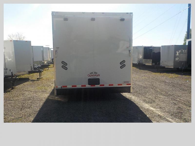 2020 Cargo Mate GAEL8.534TTA4 Car / Racing Trailer