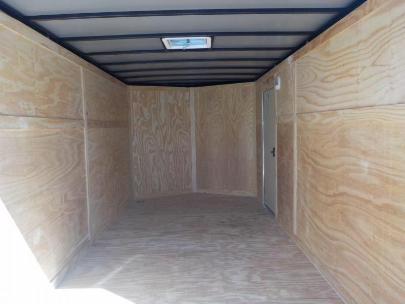 2020 Rock Solid Cargo RS 7 x 14 TA Enclosed Cargo Trailer