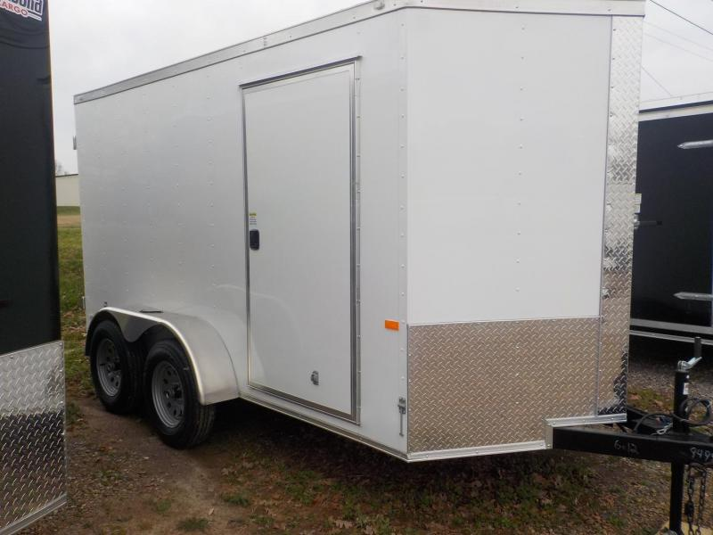 2019 Rock Solid Cargo RS6X12SA Enclosed Cargo Trailer in Newland, NC