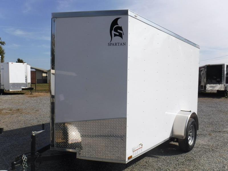 2019 Spartan SP6x10SA Enclosed Cargo Trailer in North Wilkesboro, NC