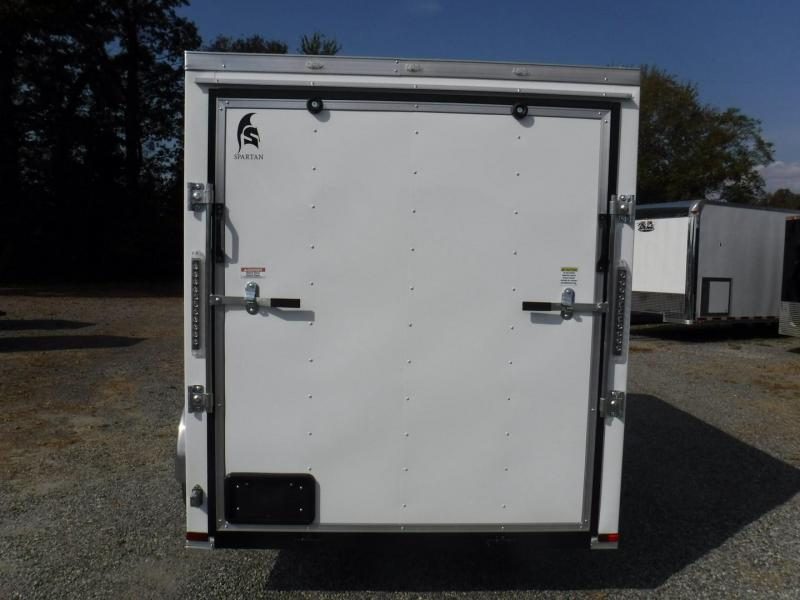 2019 Spartan SP6x10SA Enclosed Cargo Trailer