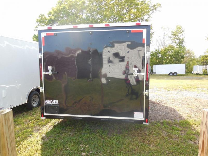 2019 Cynergy Cargo CCL8.5X16TA Enclosed Cargo Trailer