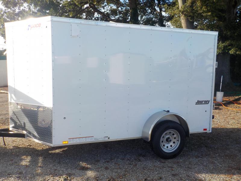 2019 Pace American JV 6 x 10 SA Enclosed Cargo Trailer