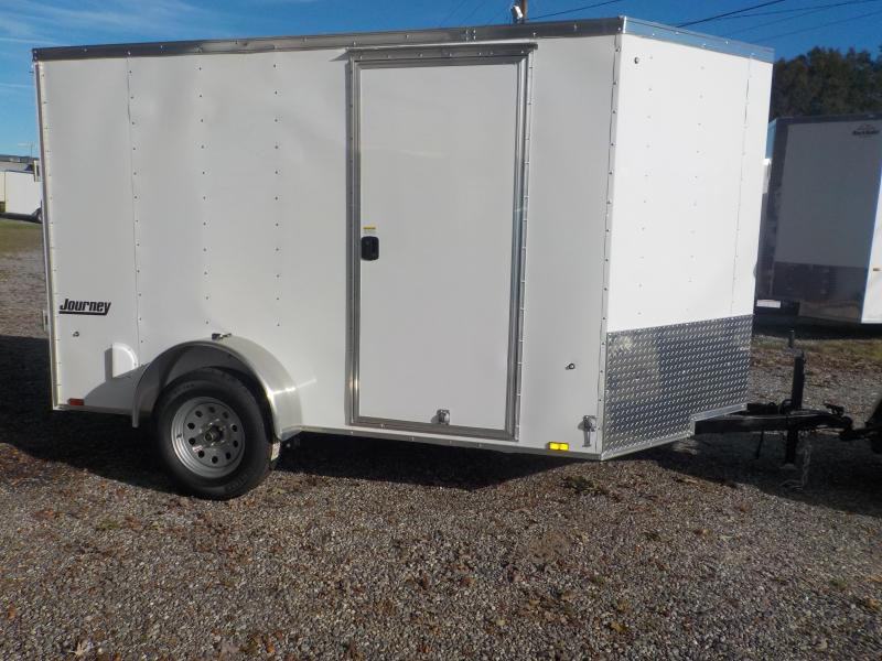 2019 Pace American JV 6 x 10 SA Enclosed Cargo Trailer