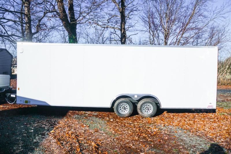 2019 Cargo Mate GANS8.524TA3 Car / Racing Trailer