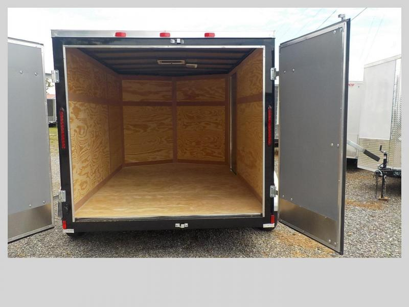 2020 Cynergy Cargo CCL7X12TA Enclosed Cargo Trailer Double Rear Doors