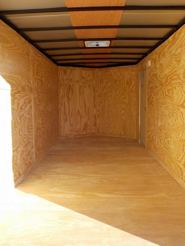 2019 Spartan SP7X14TA Enclosed Cargo Trailer 7' Interior Height
