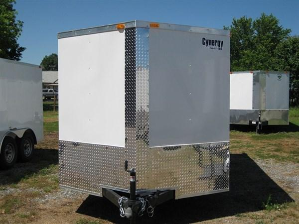 2019 Cynergy 7 x 16 TA  Enclosed Cargo Trailer with Double Door
