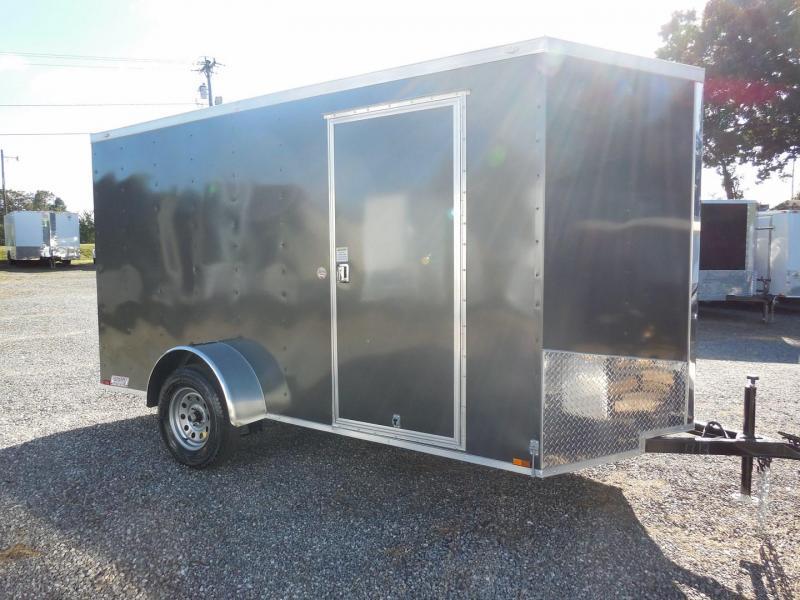 2020 Spartan SP6X12SA Enclosed Cargo Trailer