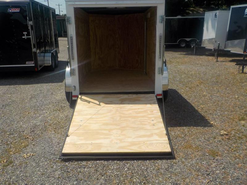 2019 Spartan SP 5 X 8 SA Enclosed Cargo Trailer