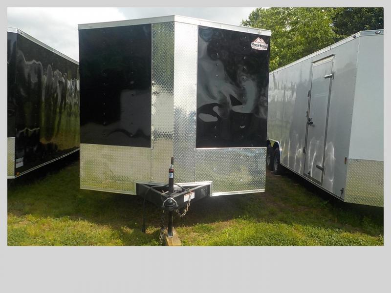 2019 Rock Solid Cargo RS8.5X24TA2 Car / Racing Trailer