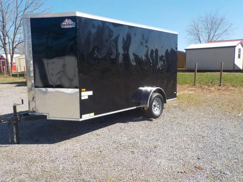 2019 Rock Solid Cargo RS 6 X 12SA Enclosed Cargo Trailer in Hildebran, NC
