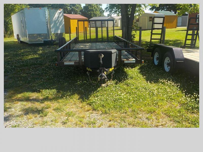 2018 Big Tex Trailers 70PI Utility Trailer