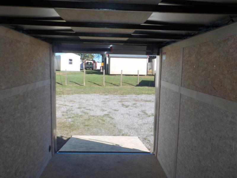 2019 Pace American JV 6 x 12 SA Enclosed Cargo Trailer