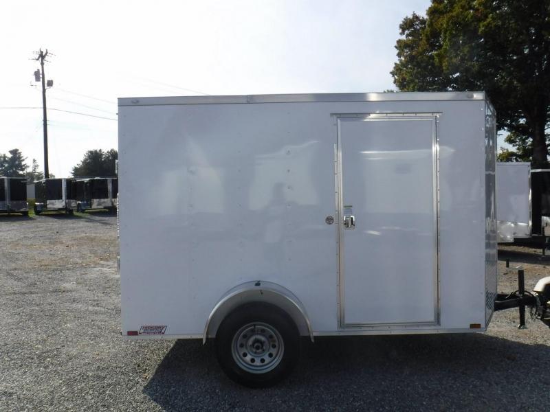 2020 Spartan SP6x10SA Enclosed Cargo Trailer