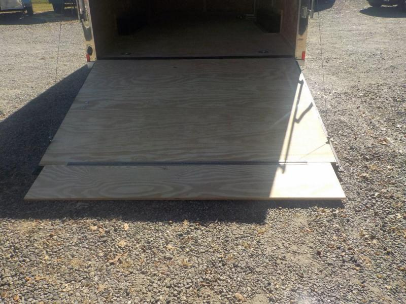2019 Rock Solid Cargo RS8.5X18TA2 Enclosed Cargo Trailer