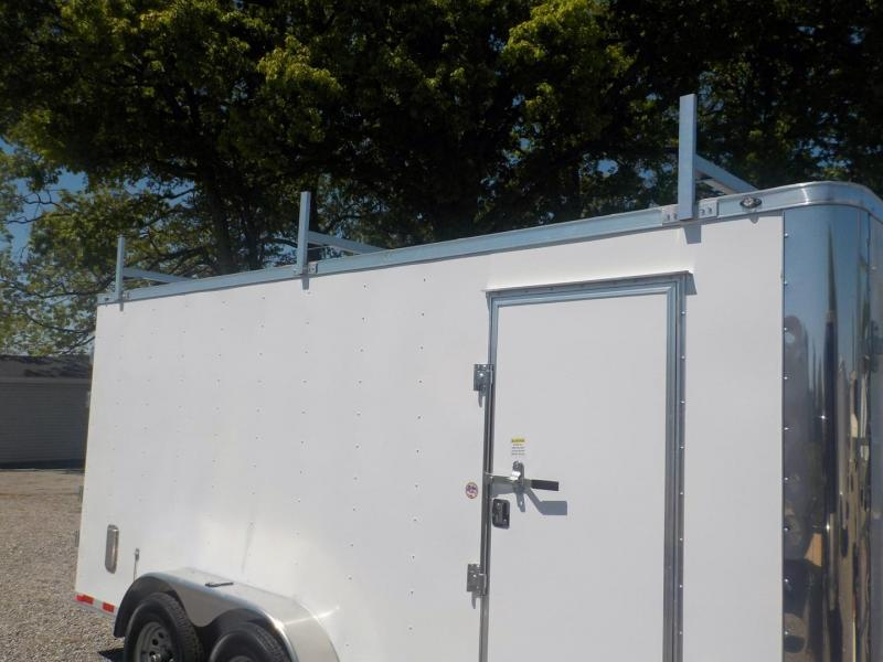 2019 Spartan SP7X16TA Enclosed Cargo Trailer in Todd, NC