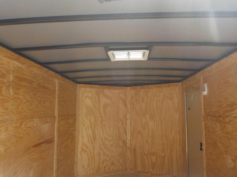 2019 Rock Solid Cargo RS7X12TA Enclosed Cargo Trailer