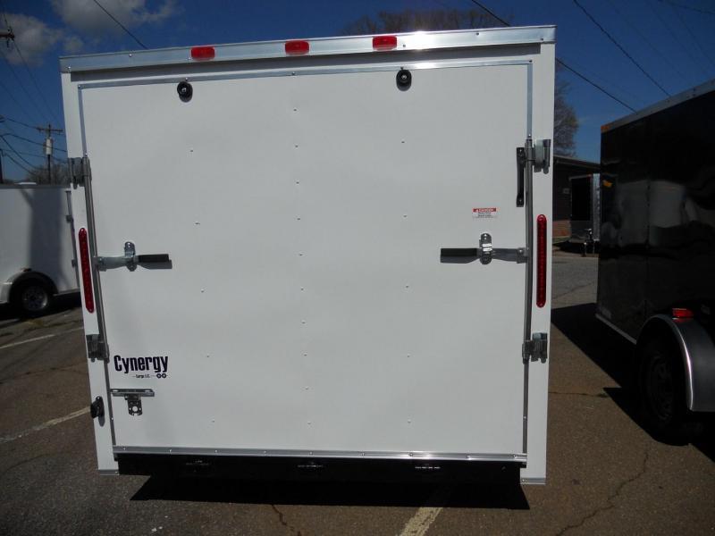 2020 Cynergy Cargo CCL6X12SA Enclosed Cargo Trailer
