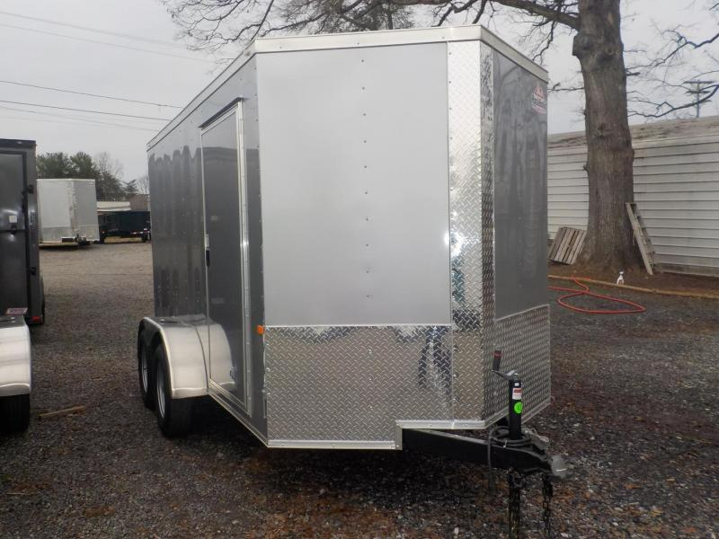 2019 Rock Solid Cargo RS6X12TA Enclosed Cargo Trailer in Newland, NC