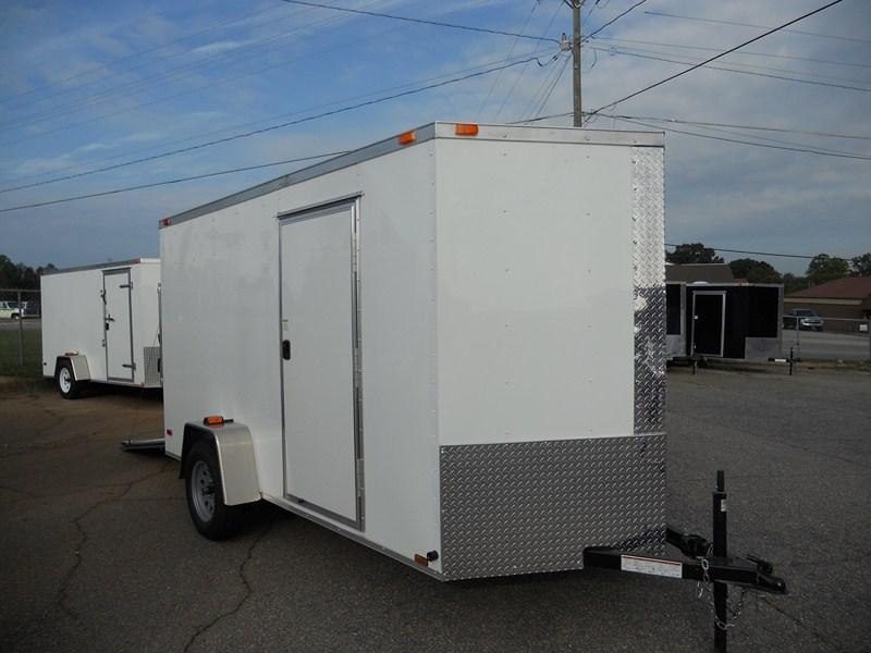 2018 Diamond Cargo DC6 X 12SA Enclosed Cargo Trailer in Winnsboro, SC