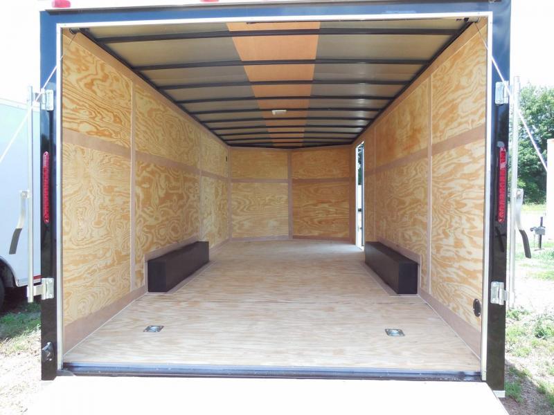 2019 Cynergy Cargo CCL8.5X24TA2 Enclosed Cargo Trailer