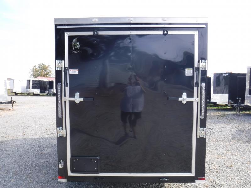 2020 Spartan SP6X10SA Enclosed Cargo Trailer W/Ramp Door