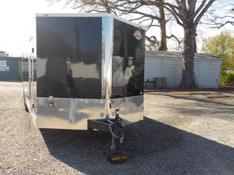 2019 Cargo Mate GAN8.5X28TA3 Car / Racing Trailer in Ashburn, VA