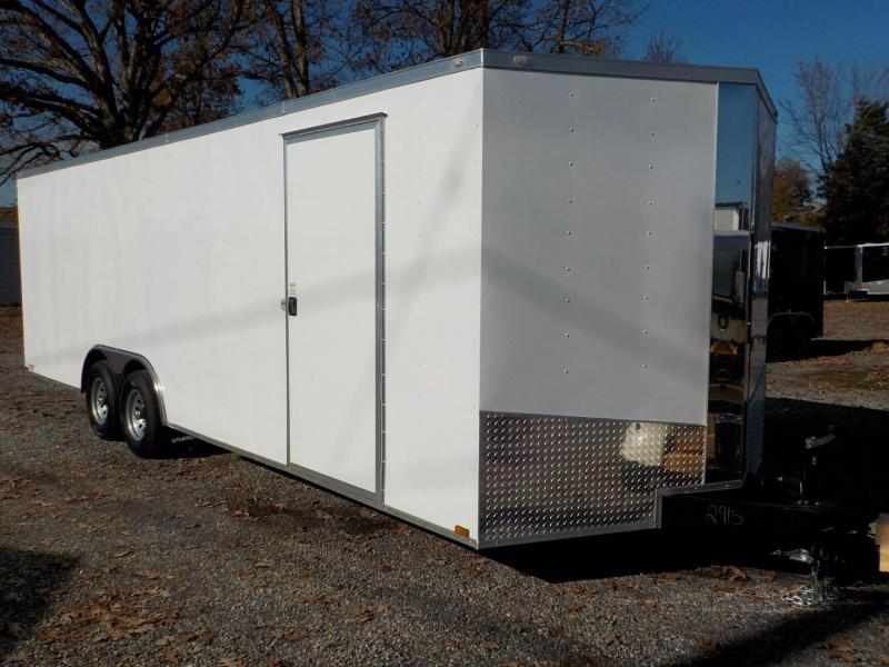 2019 Spartan SP 8.5 x 24 TA3 Car / Racing Trailer