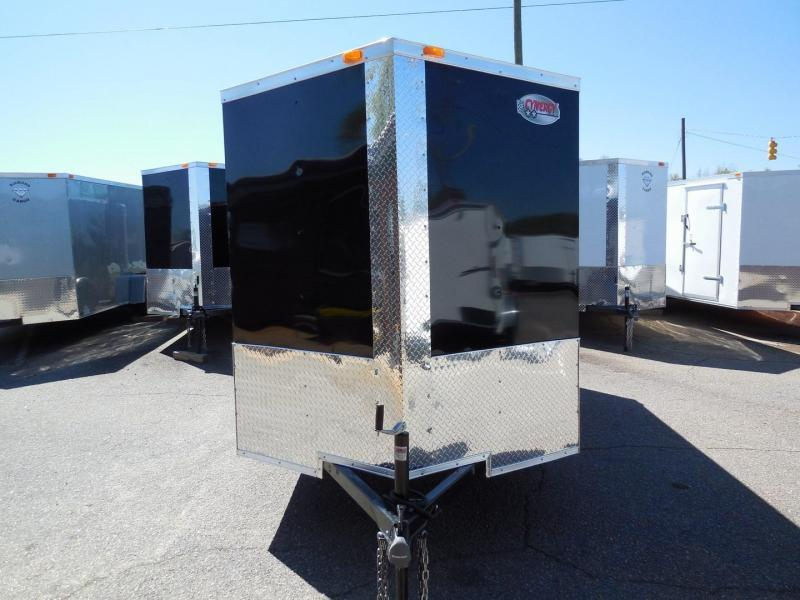 2019 Cynergy Cargo CCL6X12SA Enclosed Cargo Trailer in Newland, NC