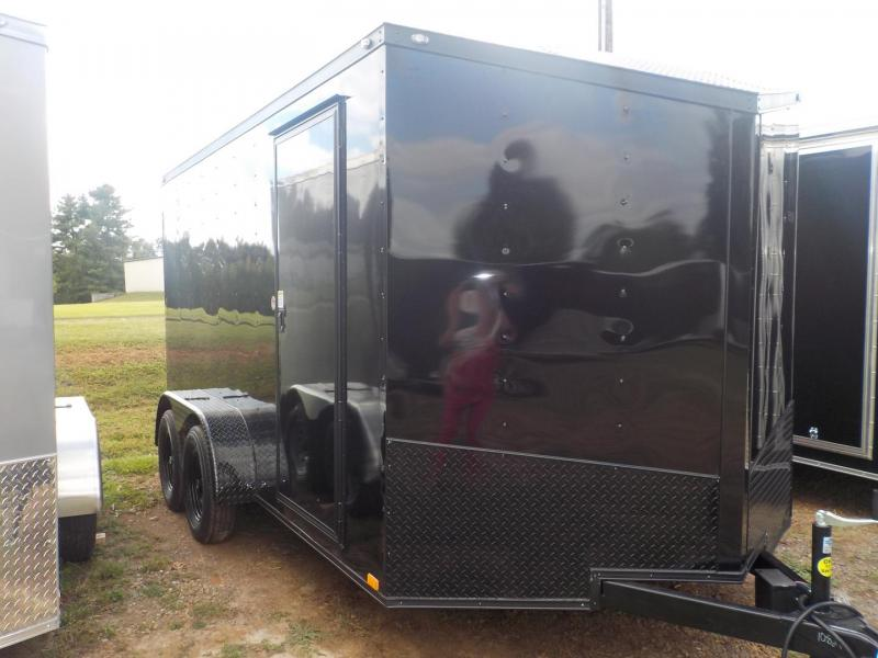 2019 Spartan SP7X12TA2 Enclosed Cargo Trailer