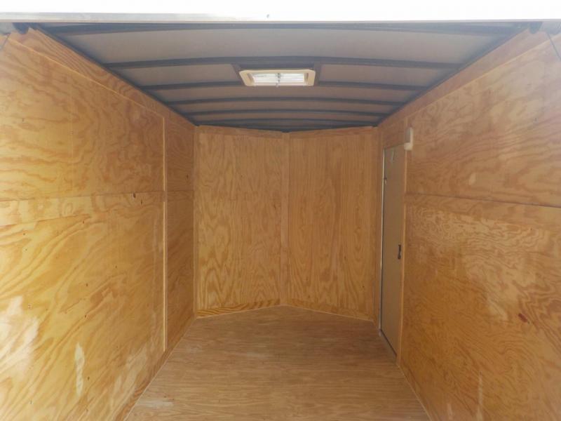 2019 Rock Solid Cargo RS6X12TA Enclosed Cargo Trailer