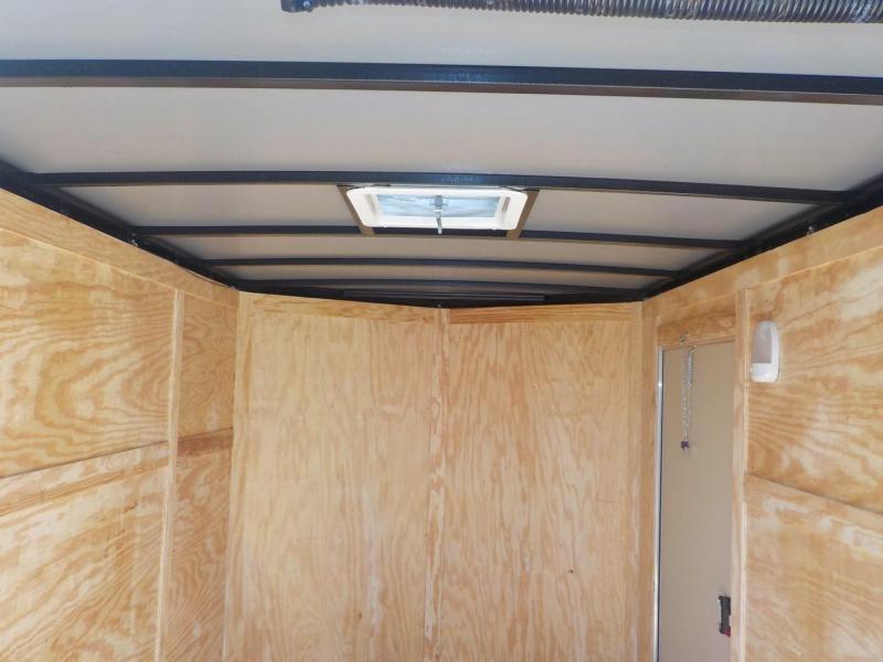 2019 Rock Solid Cargo RS 6 x10 SA Enclosed Cargo Trailer
