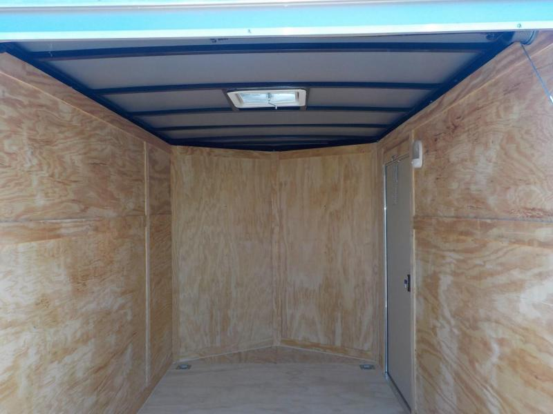 2019 Rock Solid Cargo RS6X10SA Enclosed Cargo Trailer