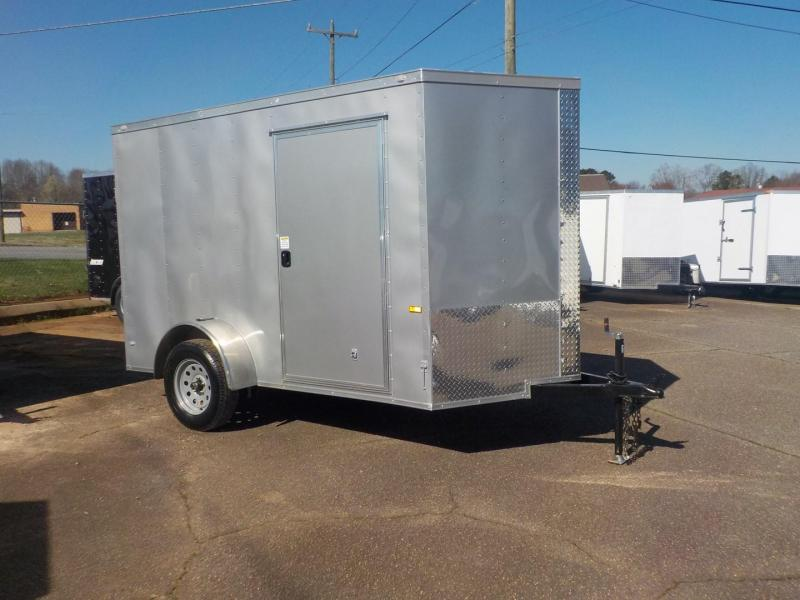2019 Rock Solid Cargo RS6X10SA Enclosed Cargo Trailer