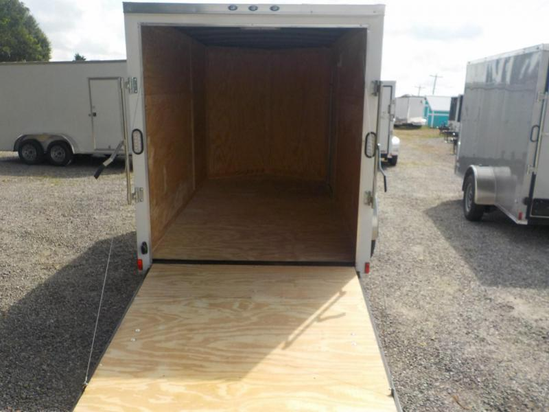 2020 Rock Solid Cargo RS6X12TA Enclosed Cargo Trailer