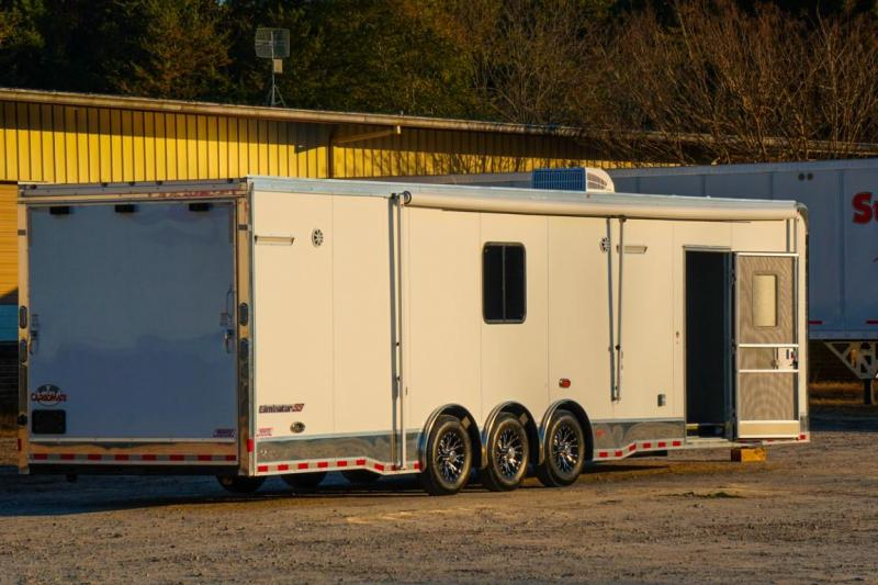 2018 Cargo Mate GAEL8.5 X 34TTA4 Car / Racing Trailer