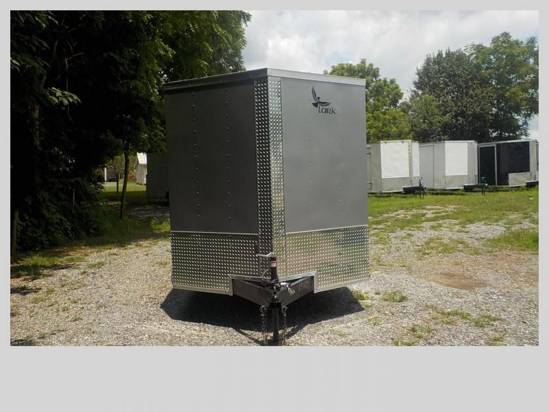2019 Lark VT7X16TA Enclosed Cargo Trailer in Mills River, NC