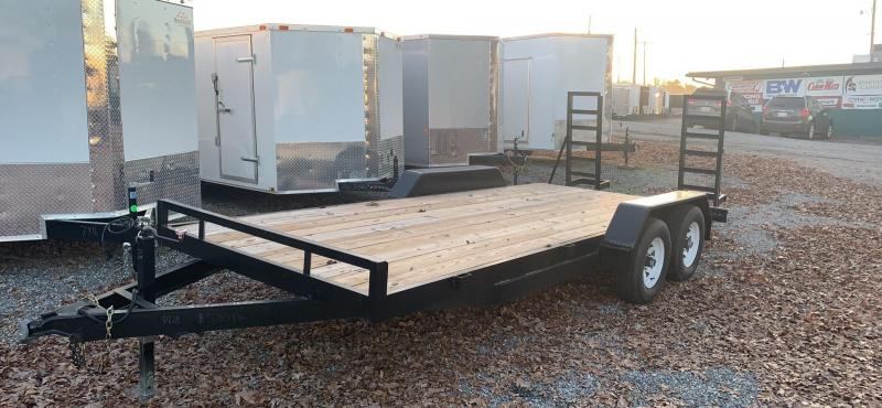 2018 Other 7 X 18 Utility Trailer