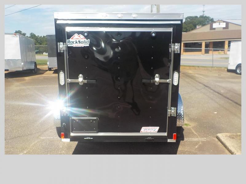 2020 Rock Solid Cargo RS5X8SA Enclosed Cargo Trailer