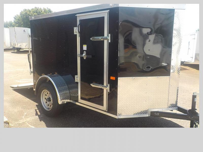 2020 Rock Solid Cargo RS5X8SA Enclosed Cargo Trailer