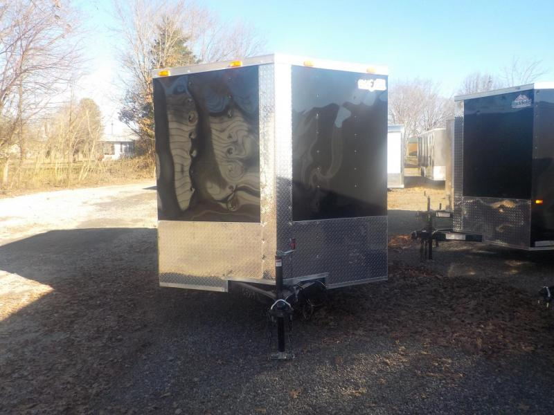 2019 Cynergy Cargo CCL 7x12 TA2 Enclosed Cargo Trailer