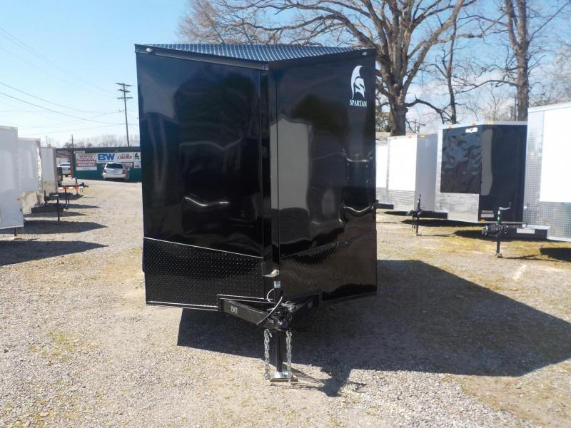 2019 Spartan SP7X14TA2 Motorcycle Trailer in Ashburn, VA
