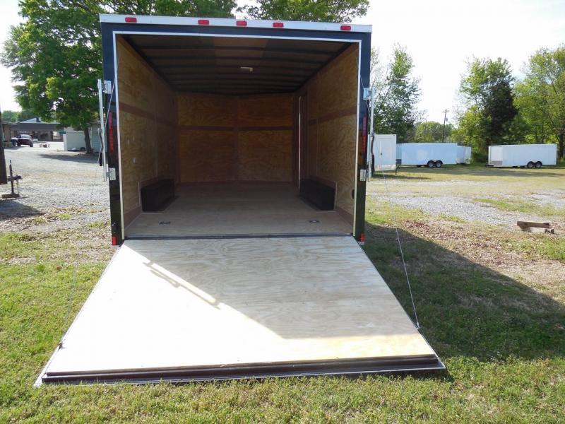 2019 Cynergy Cargo CCL8.5 X 16 TA2 Enclosed Cargo Trailer