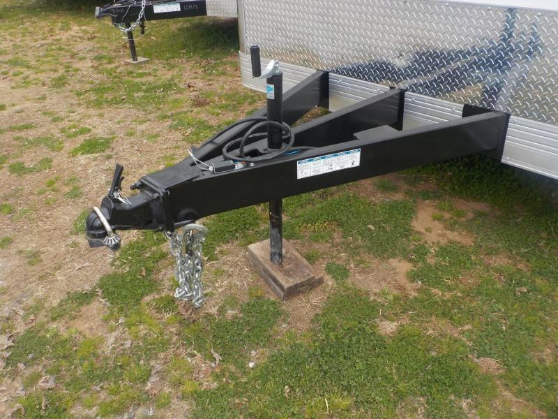 2019 Cargo Mate GAEL8.5 X 34TTA4 Car / Racing Trailer
