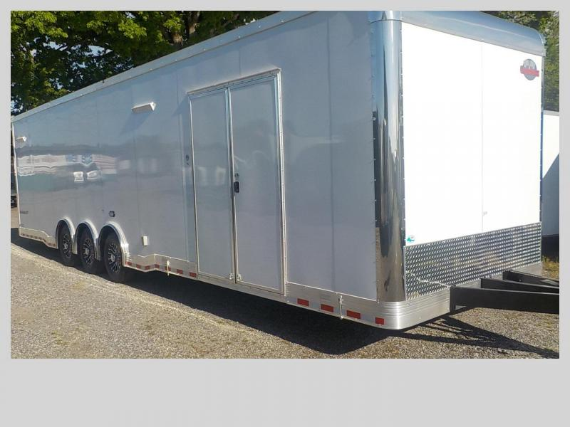 2019 Cargo Mate GAEL8.5 X 34TTA4 Car / Racing Trailer in Ashburn, VA