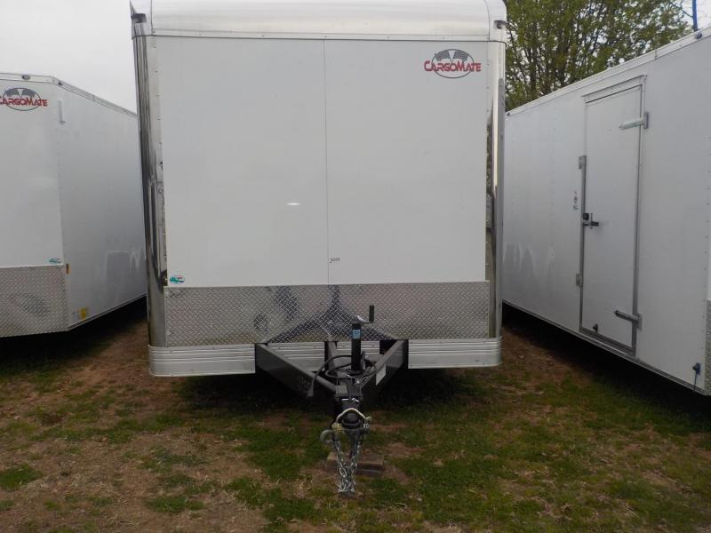 2019 Cargo Mate GAEL8.5 X 34TTA4 Car / Racing Trailer in White Stone, SC