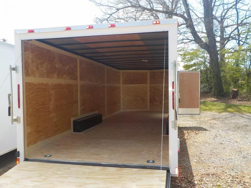 2019 Cynergy Cargo CCL 8.5 X 20 TA2 Enclosed Cargo Trailer